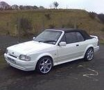 Ford Escort RS Turbo Cabriolet