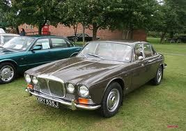 1971 Jaguar Daimler Sovereign 2.8