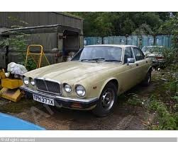 1982 Jaguar XJ6 Series III 3.4