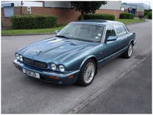 XJ8 Long Wheelbase