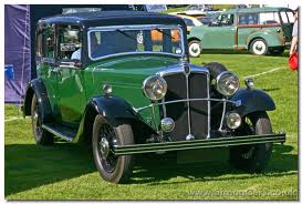 1934 Morris Oxford Six