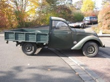 1939 Peugeot 202 Pick Up Right View