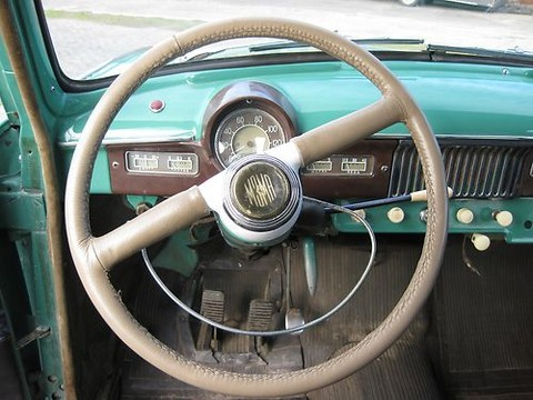 1961 moskvitch 407 steering wheel   picture gallery