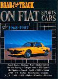 Road & Track on Fiat Sports Cars 1968-87