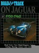 Road & Track on Jaguar 1950-60