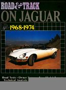 Road & Track on Jaguar 1968-74