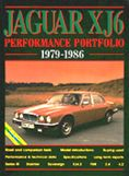Jaguar XJ6 Performance Portfolio 1979-86 (Series 3)