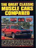The Great Muscle Cars Compared