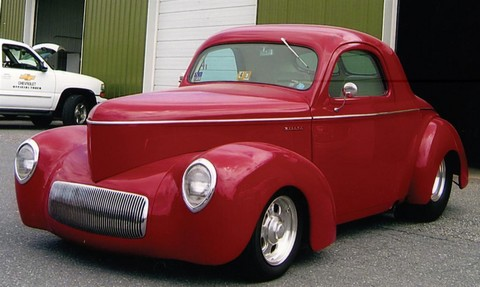 1941 Willys 2dr Coupe (mod) fvl