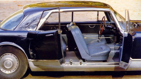 1957 Facel Vega Excellence Interior peterc