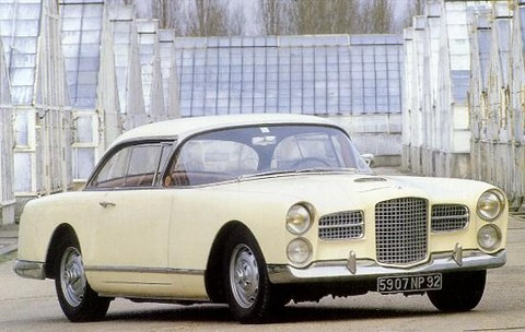 1957 Facel Vega HK500 Coupe