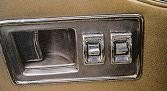 1964 Facel Vega Facel II power window switches