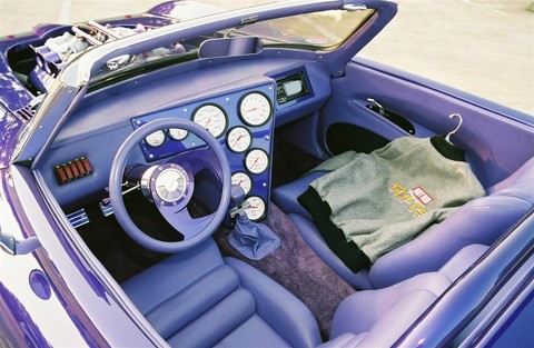 1965 Chevrolet Corvette roadster (mod) Interior