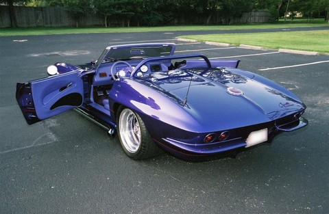 1965 Chevrolet Corvette roadster (mod) rvl