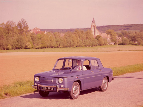 1965 Renault 8 Major fvl