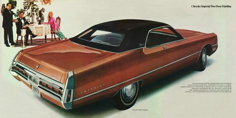 1971 Imperial 04b in 1971 Chrysler catalog