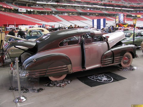 Chevrolet 1948 Fleetline sdn with swamp cooler 01