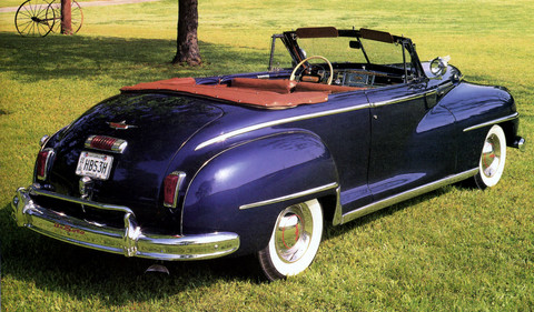 1948 DeSoto Custom Conv rvr richard