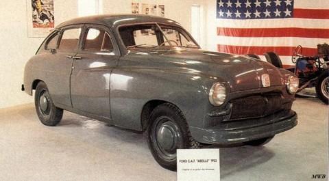 1953 ford vedette abeille vr michelweb picture gallery motorbase. Black Bedroom Furniture Sets. Home Design Ideas