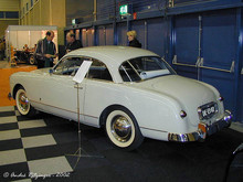 1954 Ford Comete by Facel Metallon- r3q ritz