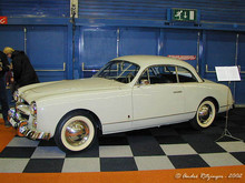 1954 Ford Comete by Facel Metallon- side ritz