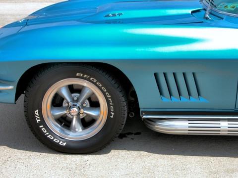 Wheel Convertible Car