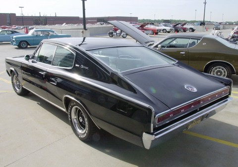 1967 Dodge Charger Black rvl (2001 WW@WD DCTC)