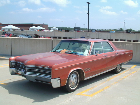1968 Chrysler 300 4-Door Hardtop Turbine Bronze fvl (2004 WW@WD DCTC) F