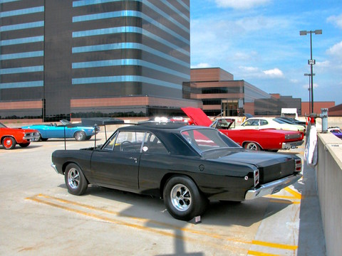 1968 Dodge Dart 2-Door