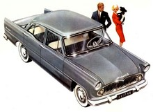 1960 Simca Ariane-grey-Top ritz-mx
