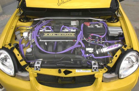 Dodge Neon >> 1996 Dodge Neon Nitrous Oxide Street Rod Engine (2003 WW@WD PROC) - Picture Gallery - Motorbase