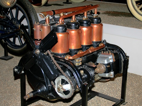 1913 Cadillac Engine Electrical System Developed By