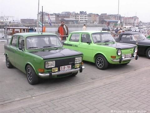 1977 simca 1000 rallye ii 1975 simca 1000 rallye ii picture gallery motorbase. Black Bedroom Furniture Sets. Home Design Ideas