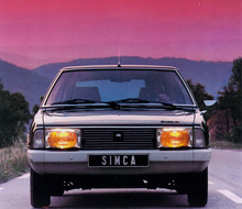 1978 Chrysler-Simca 1308 LF 1
