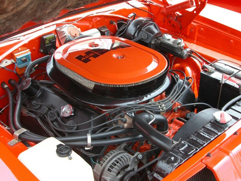 1970 Dodge Charger R T 426 Street Hemi Engine Fvr Hemi