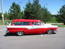 1957 Ford Ranch wagon 2dr svr