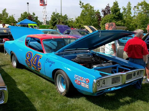 1972 dodge charger nascar - photo #15