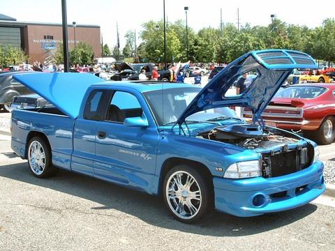 2002 dodge dakota 5 9l r t low rider w shaker hood blue fvr 2004 cema f picture gallery. Black Bedroom Furniture Sets. Home Design Ideas