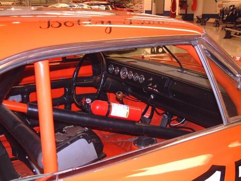 1968 dodge charger race car interior bobby isaac 39 s car. Black Bedroom Furniture Sets. Home Design Ideas