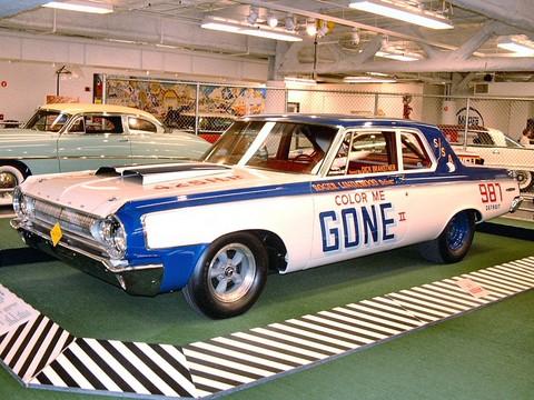 1964 Dodge 426 Short Ram Hemi Drag Race Car Color Me Gone