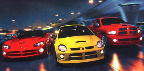 Ram Srt 10 >> 2004 Dodge Viper SRT-10, Dodge Neon SRT-4, Dodge Ram SRT ...