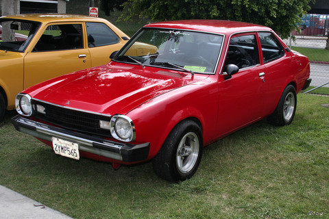 1977 Mitsubishi Lancer 2d Red Fvl Picture Gallery