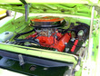 1970 Plymouth Superbird 440 six pack engine