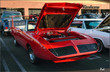 1970 Plymouth Superbird convertible - Tor-red - fvr