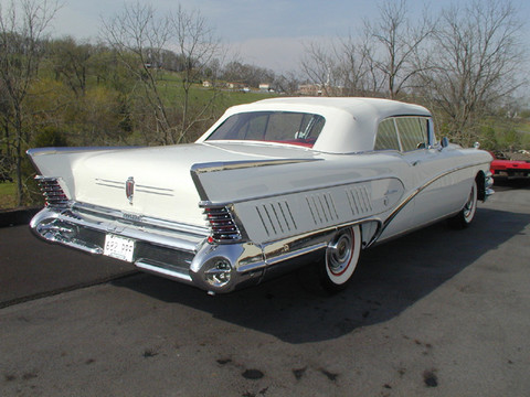 1958 Buick Limited Conv-white-05