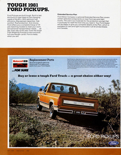 1981 Ford Pick-up 11