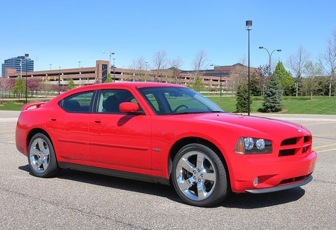 2007 Dodge Charger HEMI R-T + Road & Track Performance Group