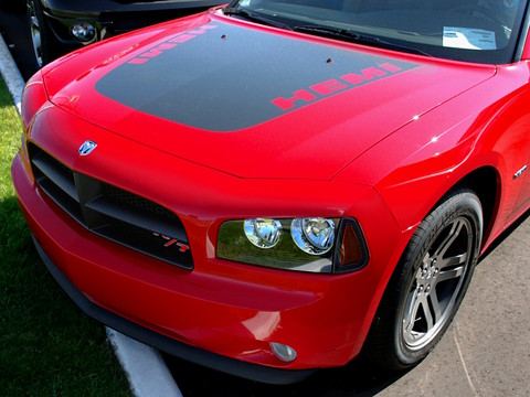 Fs Dodge Charger L Hemi R T Daytona Hood Graphic Tor Red Sterling Heights Dodge Cs on Hemi Motor
