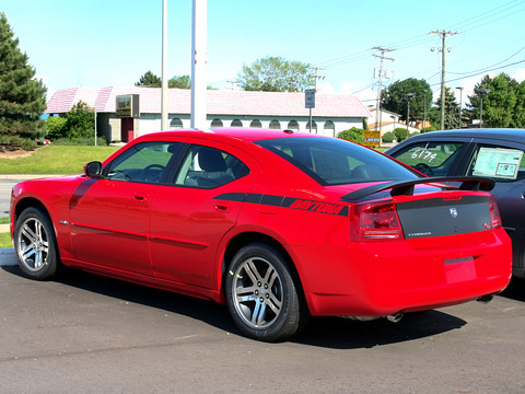 2006 Dodge Charger 5 7l Hemi R T Daytona Tor Red Rvl Sterling Heights Dodge Cs Picture
