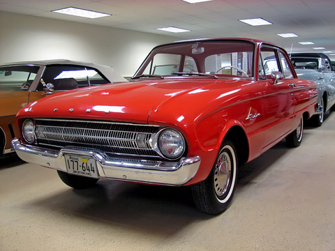 1961 Ford Falcon 2dr fvl